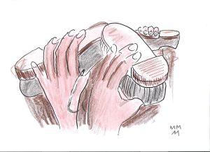 Schuhe. (c) Michael Mutschler, 2011